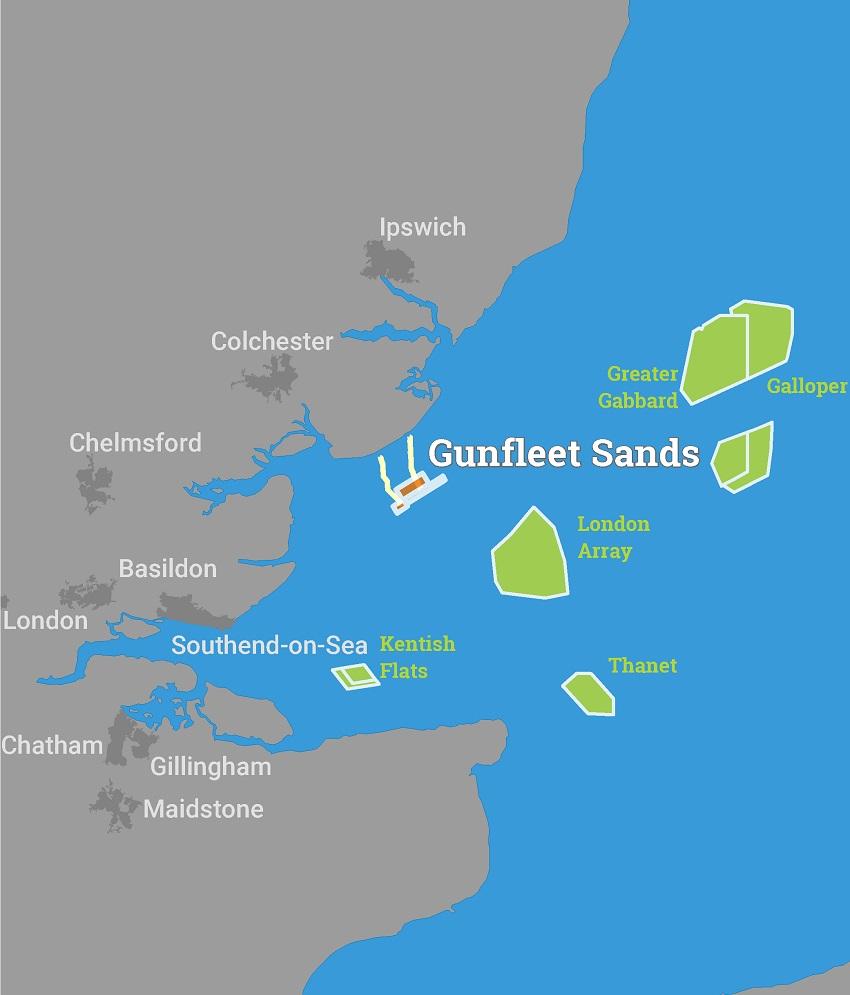 Gunfleet Sands & Demonstrator Site 2021 download